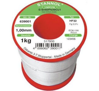 TIN 1000/1MM-STANNOL